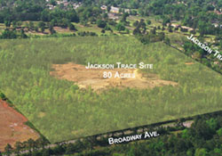 Jackson Trace Site