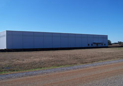 Sylacauga Airport Spec Bldg